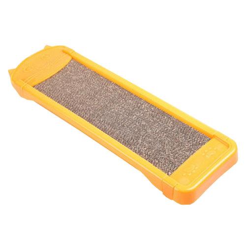 Animals Favorite Cat Scratcher Cardboard- Cat Claws Care Toy Scratcher Bed Mat,#C
