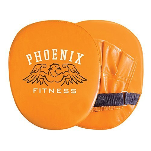 Boxing Target Gloves -  phoenix boxing gloves fitness target gym sports focus pads hook jab mitts mma sparring punch kick