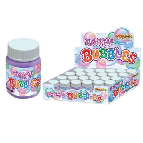 24 Party Bubble Tubs - 25ml