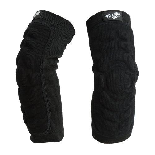 Bodyprox Elbow Protection Pads 1 Pair (Medium), Elbow Guard Sleeve