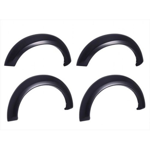 EGR 791674 Bolt-on Look Fender Flare Set of 4 No-Drill - Front And Rear