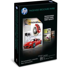 HP PageWide Glossy Brochure Paper-200 sht/A4/210 x 297 mm