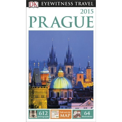 DK Eyewitness Travel Guide: Prague (Eyewitness Travel Guides)