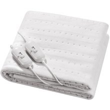 King size electric blanket with 2 controllers 140cm X 150cm