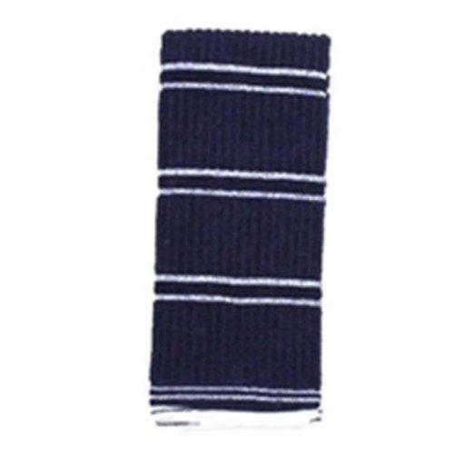 Masterchem 193098 16 x 26 in. Blue Kids Towel - Pack of 3