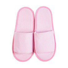 10 Pairs Non-slip Hotel / Travel / Home Disposable Slippers - A28
