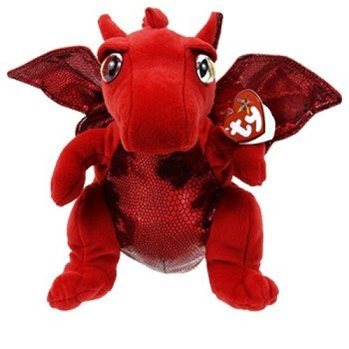 Ty Beanie Buddies - Fire The Red Dragon 6 MagiQuest Great Wolf Lodge  Exclusive Plush on OnBuy 49348510200