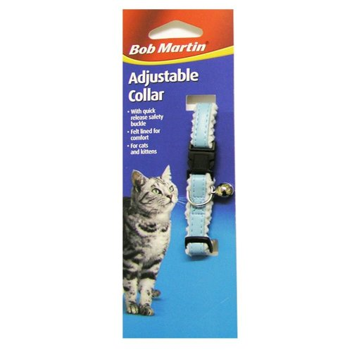 Bob Martin Adjustable Cat Collar