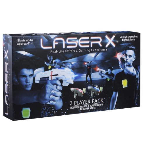 Laser X 88016 2-Player Pack