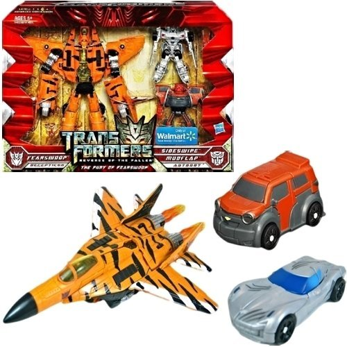 Transformers Revenge Of The Fallen The Fury Of Fearswoop