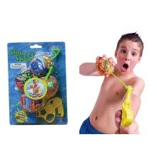 Swim Sportz Sling & Splash Pool Toy | Water Fight Catapult Toy