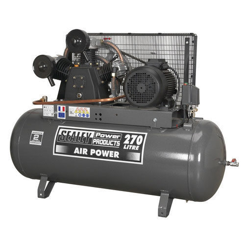 Sealey SAC32775B 270ltr Belt Drive Compressor 7.5hp