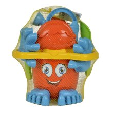 Simba 107113021 Bucket Set with Feet