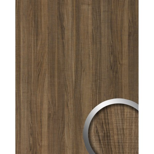 WallFace 19028 NUTWOOD COUNTRY adhesive wall panel wood look brown 2.6 sqm