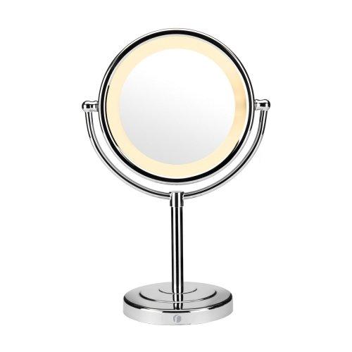 Babyliss 9429BU Illuminated Magnifying Make-up Beauty Mirror Bathroom Round