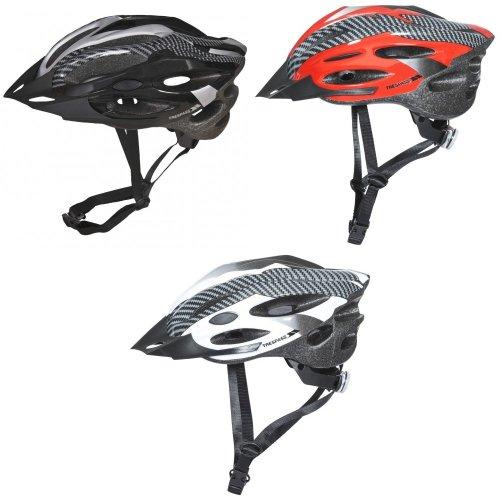 Trespass Adults Unisex Crankster Cycling Helmet
