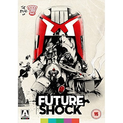 Future Shock: The Story Of 2000AD [DVD] [DVD]