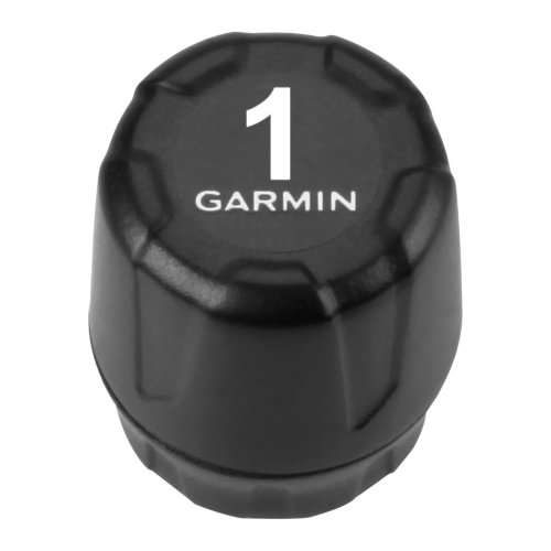 Garmin 010-11997-00 Tyre Pressure Monitor Sensor for Zumo 390LM Motorbike Sat Nav, Black