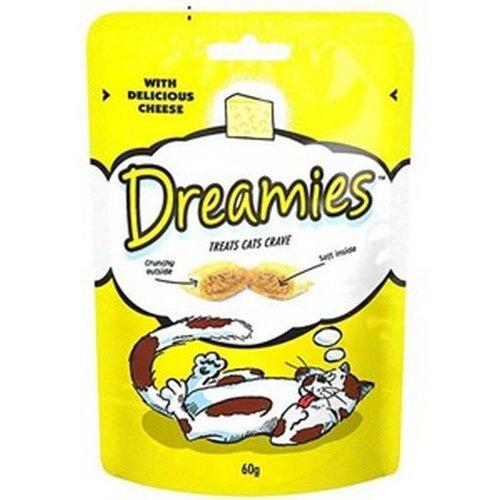 Dreamies Cheese Cat Treats (8 Packs)