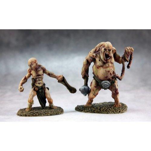 Reaper Dark Heaven Legends 3687 Dreg Devourer and Slinker